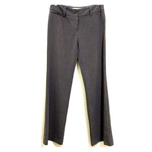 Ally B. Gray Cambridge Straight Leg Pants